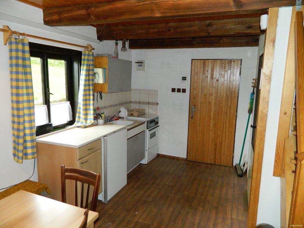 Spodek - kuchyně
