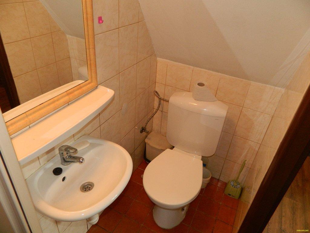 Spodek - wc